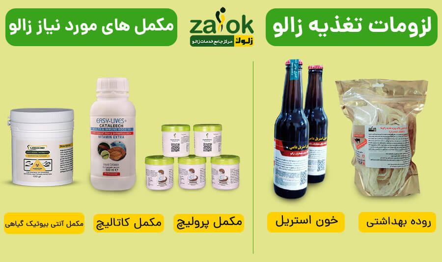 لزومات تغذیه زالو با مکمل های زالو ، خون و روده بهداشتی